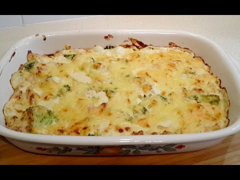 Video How To Make A Low Carb Chicken Broccoli Casserole