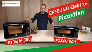 EFFEUNO Elektro-Pizzaöfen - Für das Flair einer ital. Pizzeria | MotorGarten präsentiert