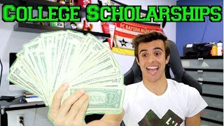 HOW COLLEGE SCHOLARSHIPS WORK