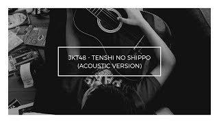 Ryan Aries Ft. Dika Ananto - Tenshi No Shippo ( Acoustic Cover ) With Lyric