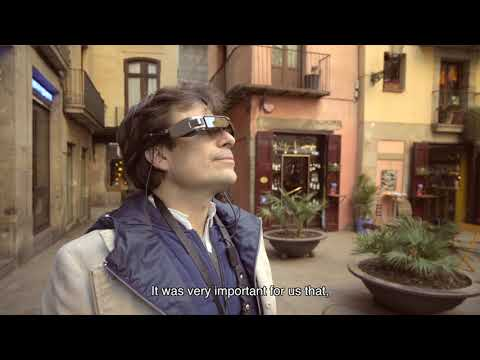 Past View – An Augmented Reality Experience to Discover the Past