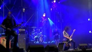 Aborted live @ Graspop Metal Meeting 2012 (Sanguine Verses - Dead Wreckoning)