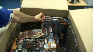 My Big Bad Toy Store package unboxing