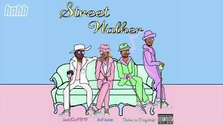 IshDARR, K$ACE & Take A Daytrip - Street Walker (Official Audio)