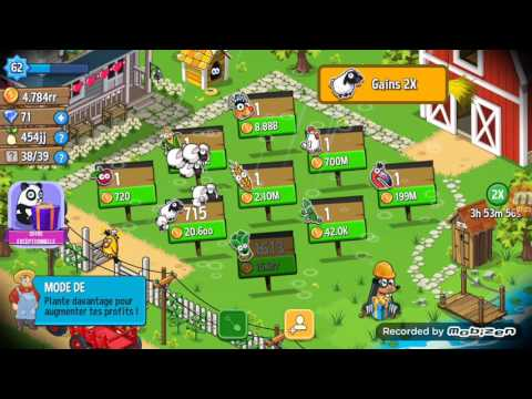 Farm away pro level part 1