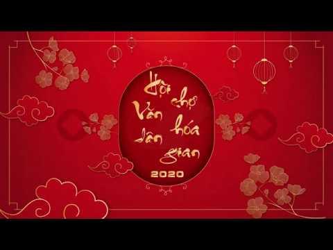Hội chợ Văn hóa dân gian - Chào xuân Canh Tý 2020