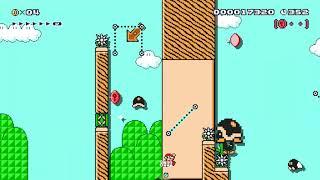 [SMM] EU Blind Kaizo Race - LPK Plays Fortnite (Race) By Yoshi