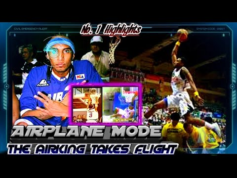 """KG """"AiR"""" Canaleta - All Greatest Plays - Ultimate highlights of the Slamdunk King 🔥🔥"""