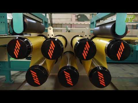 PP Tapeline Cum PP Danline Cum Monofilament Extrusion Plant