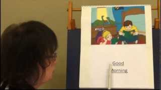Learn to Read Free (children)- Sight and Sound Reading: Day 1