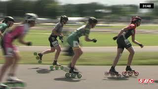 NK Marathon Inline Skaten Dames en Heren Senioren 15 juni 2019