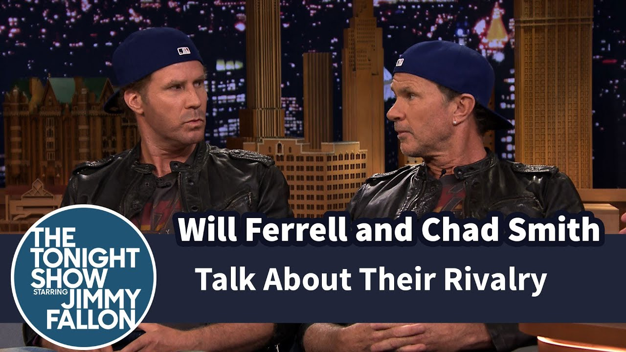 Will Ferrell and Chad Smith Talk About Their Rivalry thumbnail