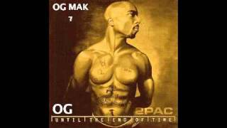 2Pac - 12. Until the End of Time (Johnny J Remix) OG - Until the End of TIme CD 1
