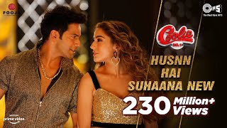 HUSN HAI SUHANA Song Lyrics in English – COOLIE NO 1