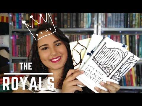 The Royals - Erin Watt + (Resenha Palácio de Mentiras)