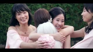 婚錄推薦/輕井澤海外婚禮/教堂證婚儀式/Alex+Reese