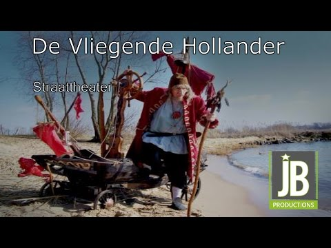 Video van De Vliegende Hollander - Straattheater | Kindershows.nl