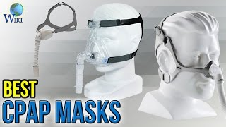 6 Best CPAP Masks 2017