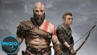 Top 10 Video Game Reboots Redux