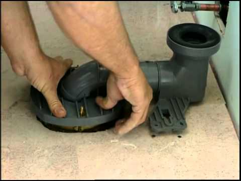 How to Install a TOTO One-Piece Toilet