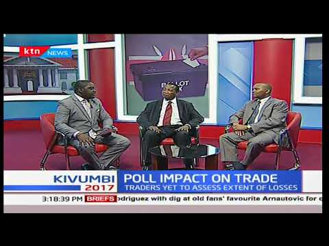 Business: Poll impact on trade