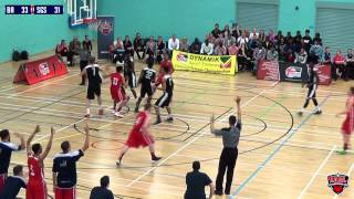 preview picture of video 'Barking Abbey vs SGS College - 2014 EABL Championship Final FULL GAME'