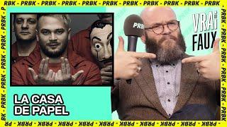 Plus connu sous le pseudo de Helsinki, Darko Peric s'est confié sur l'avenir de La Casa de Papel (une saison 5 ?), sur le rap français (Jul, IAM), sur Neymar et ses amitiés avec les acteurs de la série de Netflix lors de l'interview Vrai ou Faux de Purebreak. --- Ah au fait, ne rate pas CETTE vidéo ➤ https://www.youtube.com/playlist?list=PL-jmr0fX78h2GrQdmPB4_4Z7h4z84ZTab  Rejoins-nous sur FB : https://www.facebook.com/purebreak Twitter : https://twitter.com/pure_break  Instagram : https://www.instagram.com/purebreak/ Snapchat : purebreakoff
