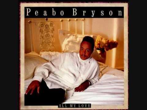 Peabo Bryson - When You're In Love