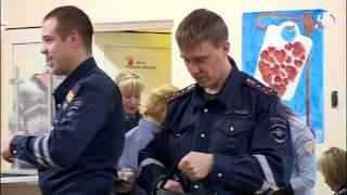 В Великом Новгороде проходят мероприятия, приуроченные к Дню памяти жертв ДТП