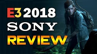 E3 2018 - Sony PlayStation Press Conference Review
