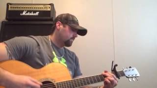 Angels Like Her - Trent Tomlinson (cover by Stephen Gilling