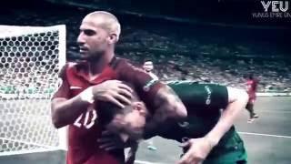 Рикарду Куарежма   Голы, скиллы, ассисты   Евро 2016 HD