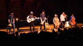 Marriage equality message; Murder in the City cover by Brandi Carlile