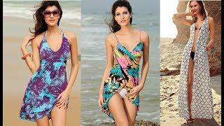 Best Beach Outfits/Beach Dress For Women 2018