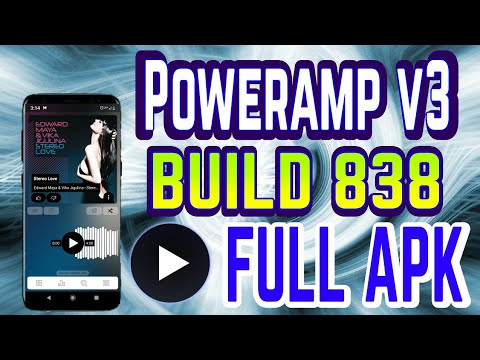 Poweramp Full Alpha Build 704 Full Version Mod Apk - смотреть онлайн