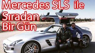 Türkiye'deki Tek Test MERCEDES SLS AMG