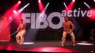 FIBO 2013 - KWON Martial Arts Show mit Daniel Gärtner, Stefan Dorfer, Michael Möller