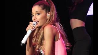Ariana Grande Buttcheeks Exposed Wardrobe Malfunction