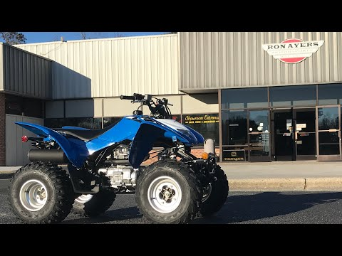 2020 Honda TRX250X in Greenville, North Carolina - Video 1