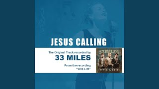 Jesus Calling (Performance Track without Background Vocals)