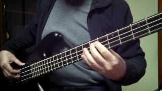 With a Little Help From my Friend The Beatles Bass Cover