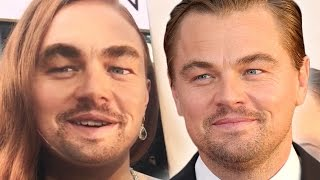 Celebs Face-Swap With Leo At The Oscars thumbnail