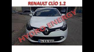 Renault Clio UCR Hidrojen yakıt tasarruf cihazı montajı.