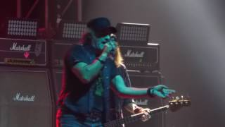 Krokus - Rock 'n' Roll Tonight - Dübendorf, Samsung Hall - 4 March 2017