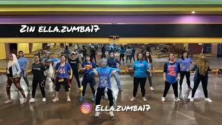 Zin Ella ll song Culametan met met by. @risa_culametan l After Zumba Fitness 💪💓💃