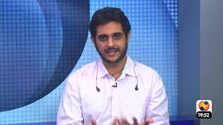 Entrevista Hermano Caixeta candidato a prefeito de Patos de Minas