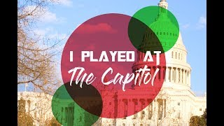 I played at The Capitol... kinda.