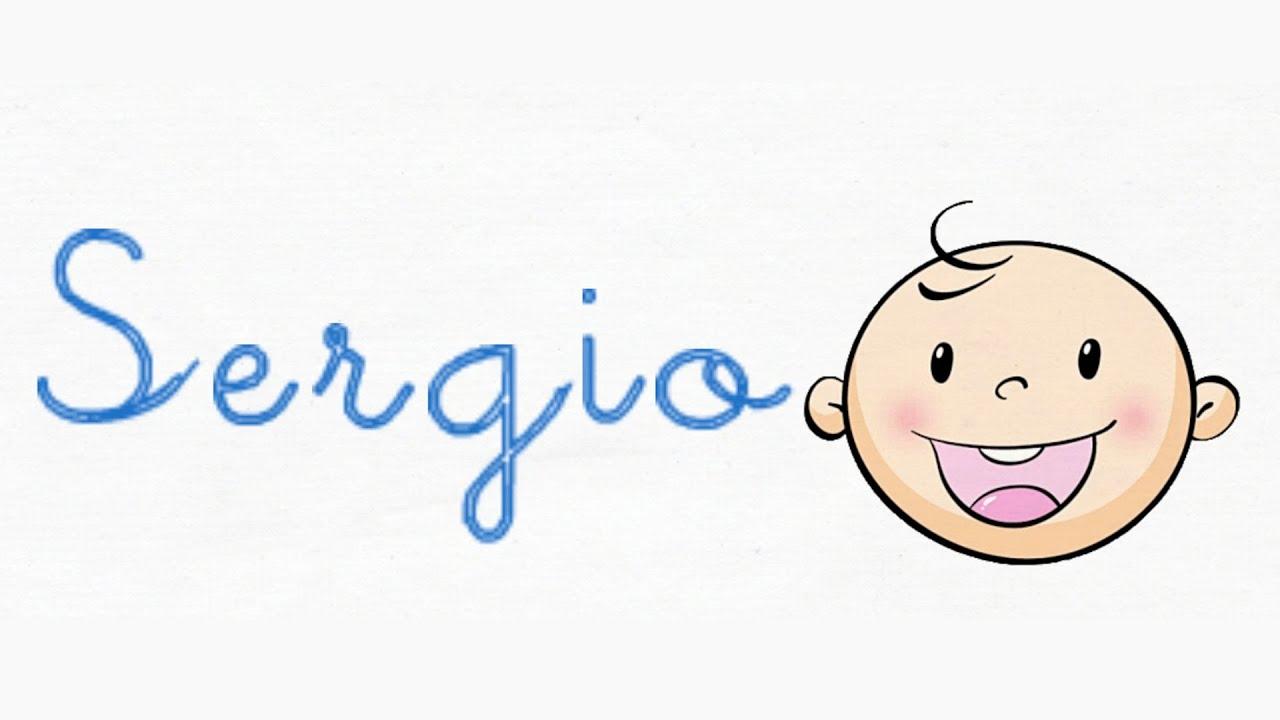 Significado del nombre Sergio - Nombres para bebés