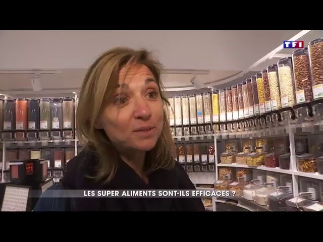 Les Supers Aliments – TF1 JT 20H