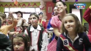 Animaciones de fiestas infantiles en Ávila cumpleaños a domicilio